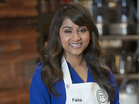 Incroyable A Bright Pakistani Girl Faiza Rehman Who Has The Distinctive Honour Of  Getting Into A Good Position In Master Chef Competition In Australia