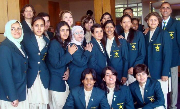 Pakistan-Women Cricket Team